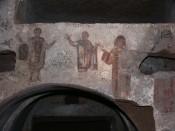 Callixtus catacombs Leonard Rutgers Christian catacombs Rome San Callisto