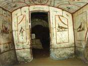 Jewish catacombs Leonard Rutgers Jewish catacombs Rome Vigna Randanini