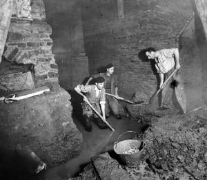 opgraving vaticaanl