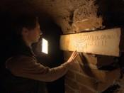 Jewish catacombs Rome